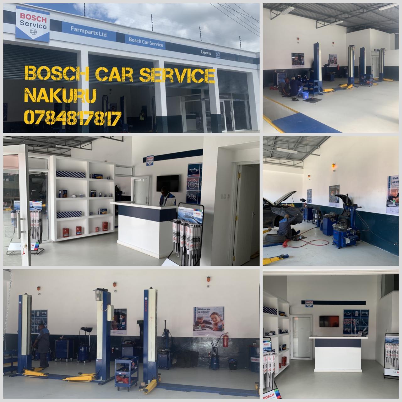 About Bosch Car Centre
